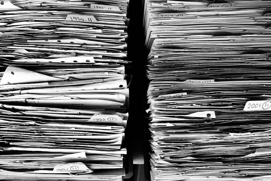 Služby Pepax – Registratúrne poriadky